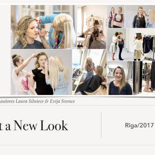 Get a New Look - DITA